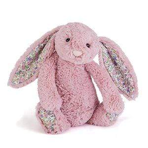 Jelly Cat Soft Toys Blossom Bashful Tulip Pink Bunny - Small