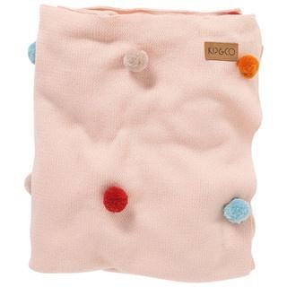 Pom Pom Baby Blanket - Mix Bag
