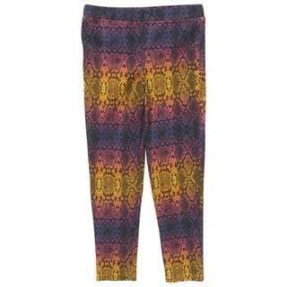 Rainbow Serpant Leggings