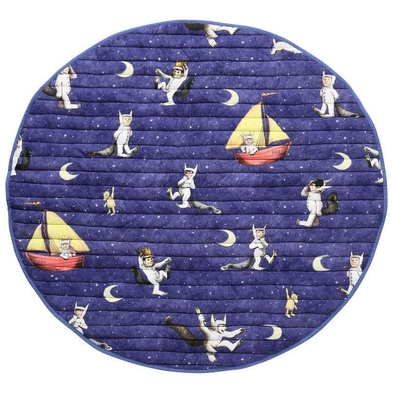 Max Night Sky Quilted Play Mat