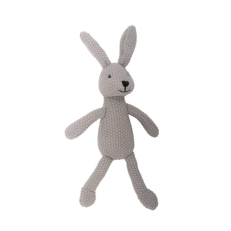 Lily & George Soft Toys Lily & George Wild ones Bunny Grey