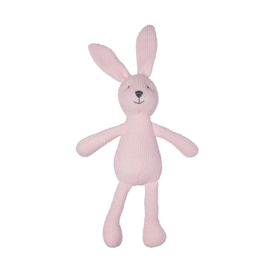 Lily & George Soft Toys Lily & George Wild Ones Bunny Pink