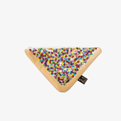 Make me Iconic Wooden Toys Fairybread Make Me Iconic Sequin Purse