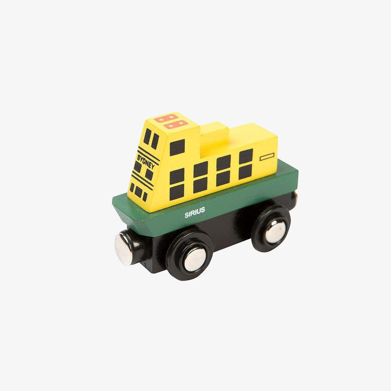 Make me Iconic Wooden Toys Iconic Mini Ferry