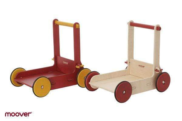 Moover Wooden Toys Moover Baby Walker