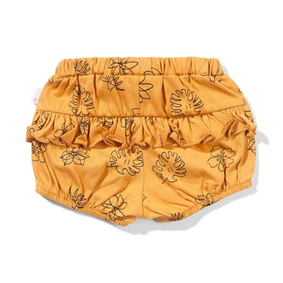 Munster Bloomers Lil Missie Munster Tree Tops Mustard