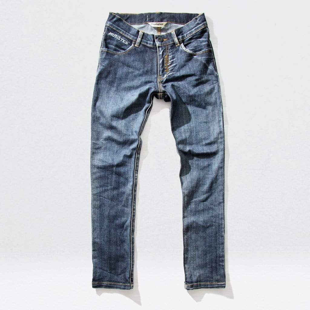 Munster Jeans 2 / Beaten Blue Munster Slim Stovey Jeans