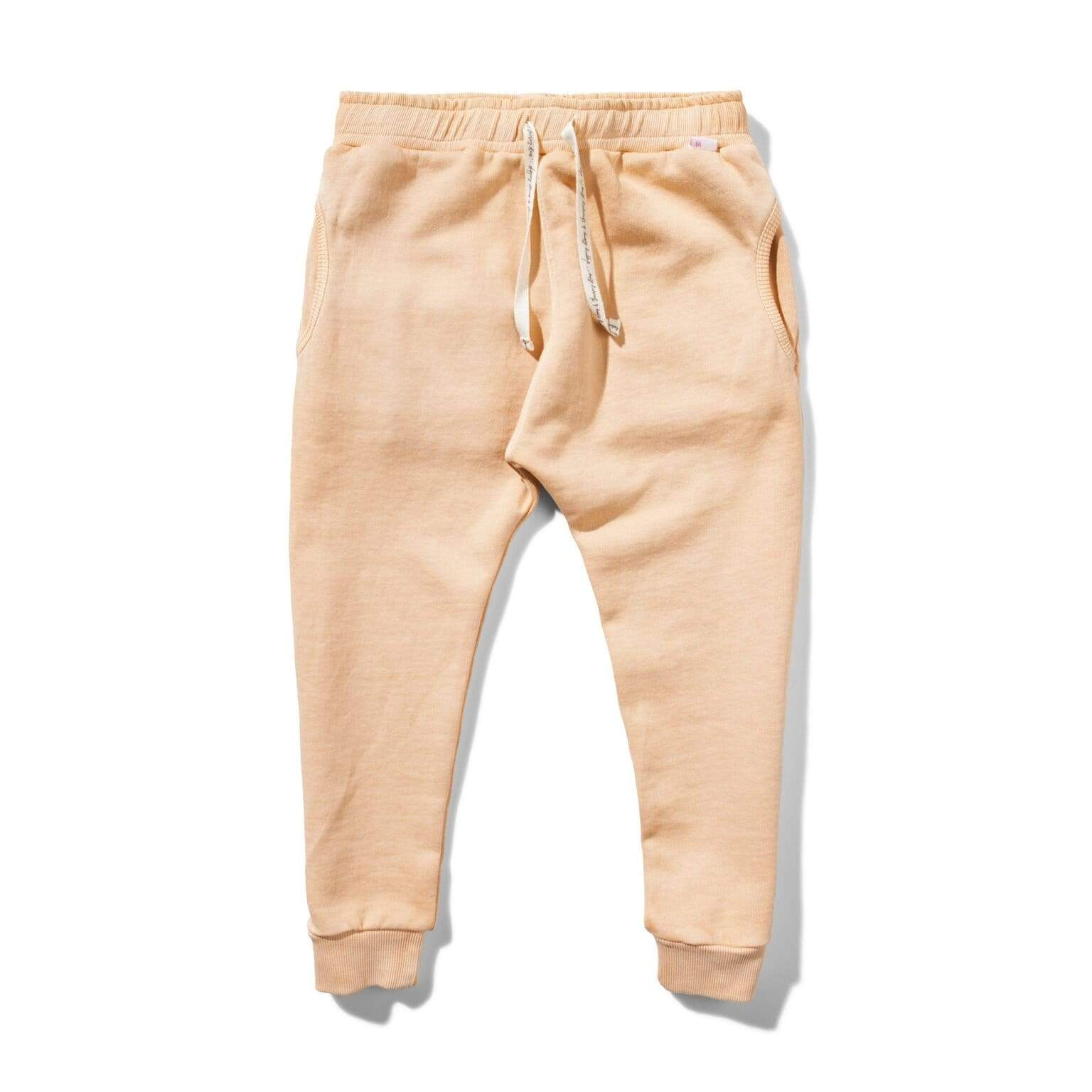 Munster Jumpers Prairie Sunset Pant - Apricot Wash