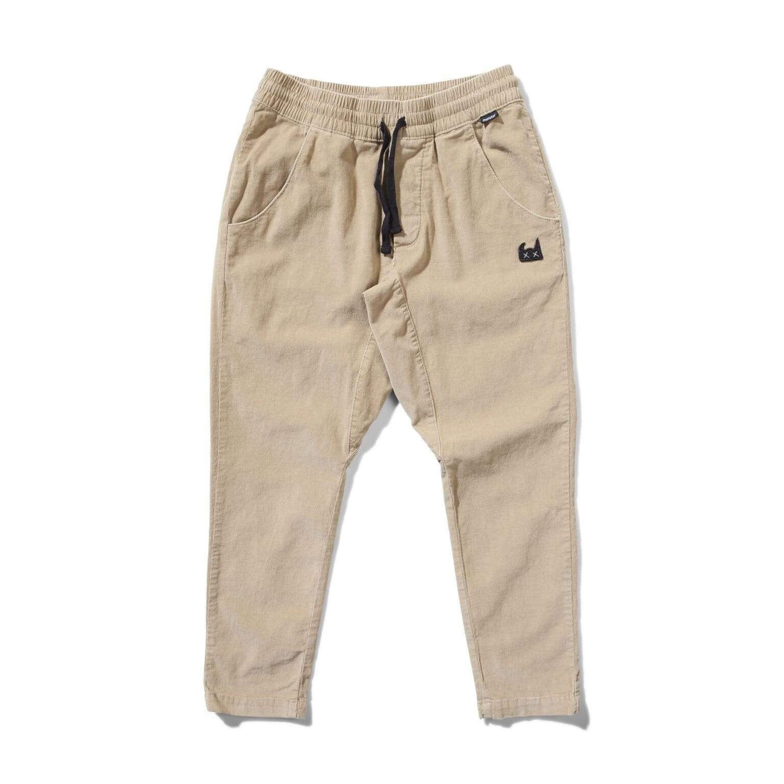 Munster Pants Spike Pant - Khaki