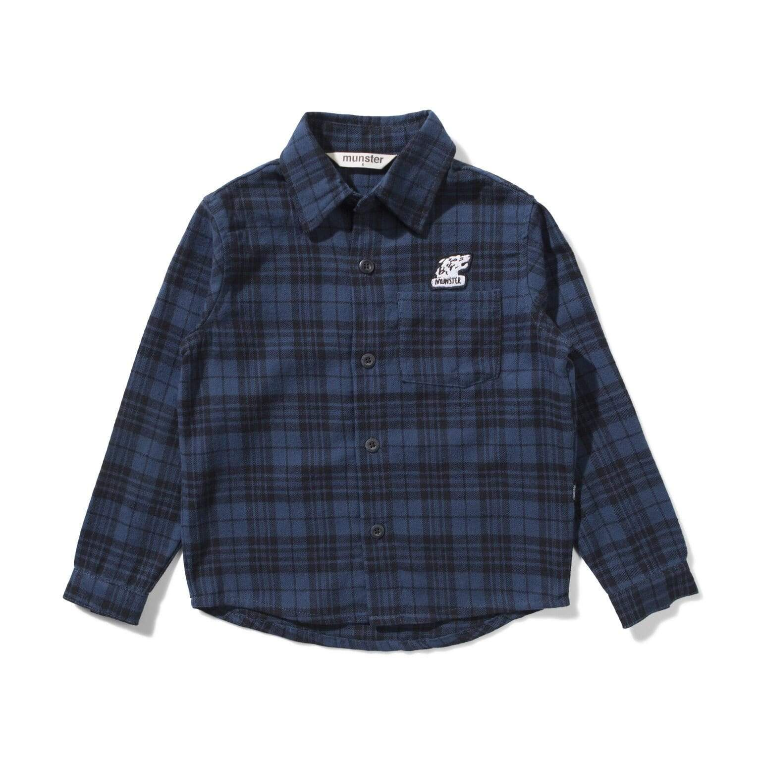 Munster Shirt Niseiko Shirt - Blue