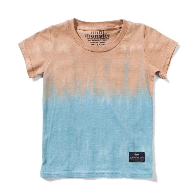 Sunset Tee - Rust