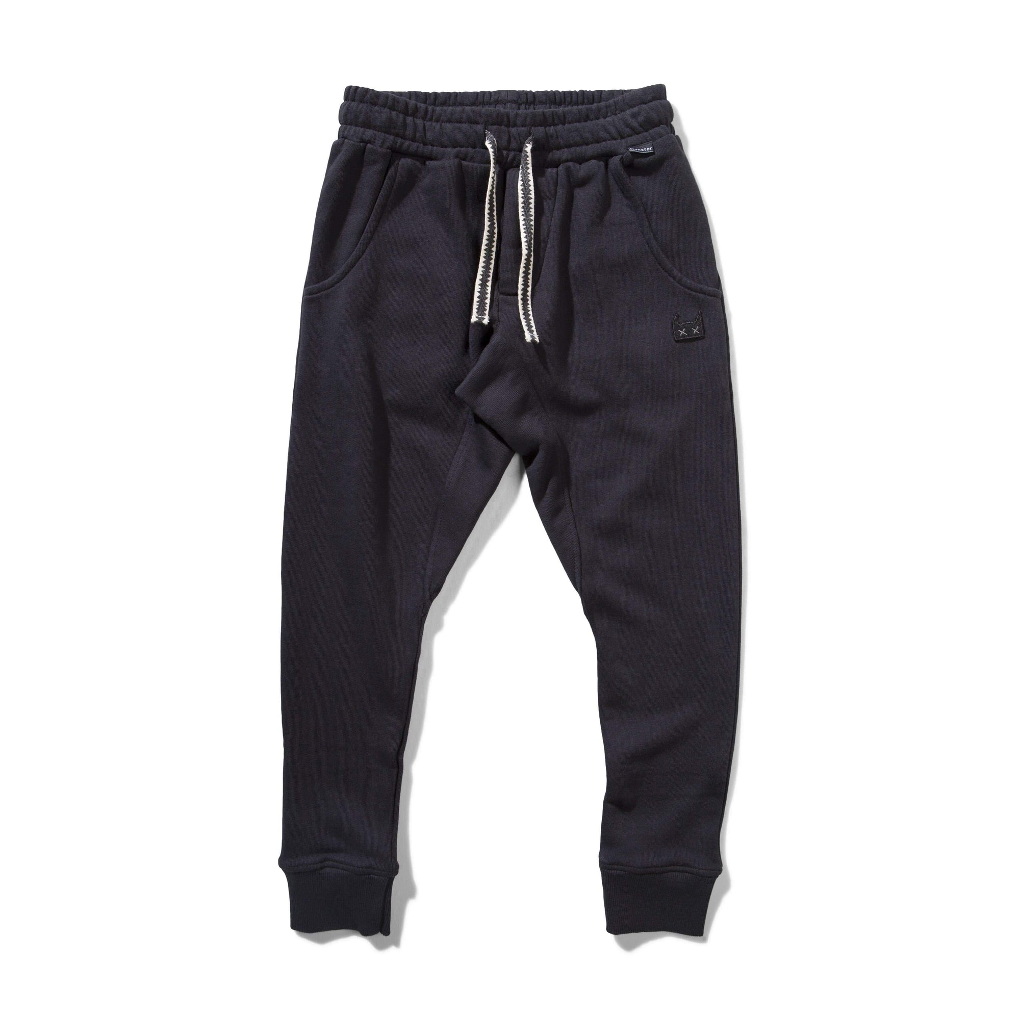 Munster Track Pants Daynight Trackpant - Pigment Black