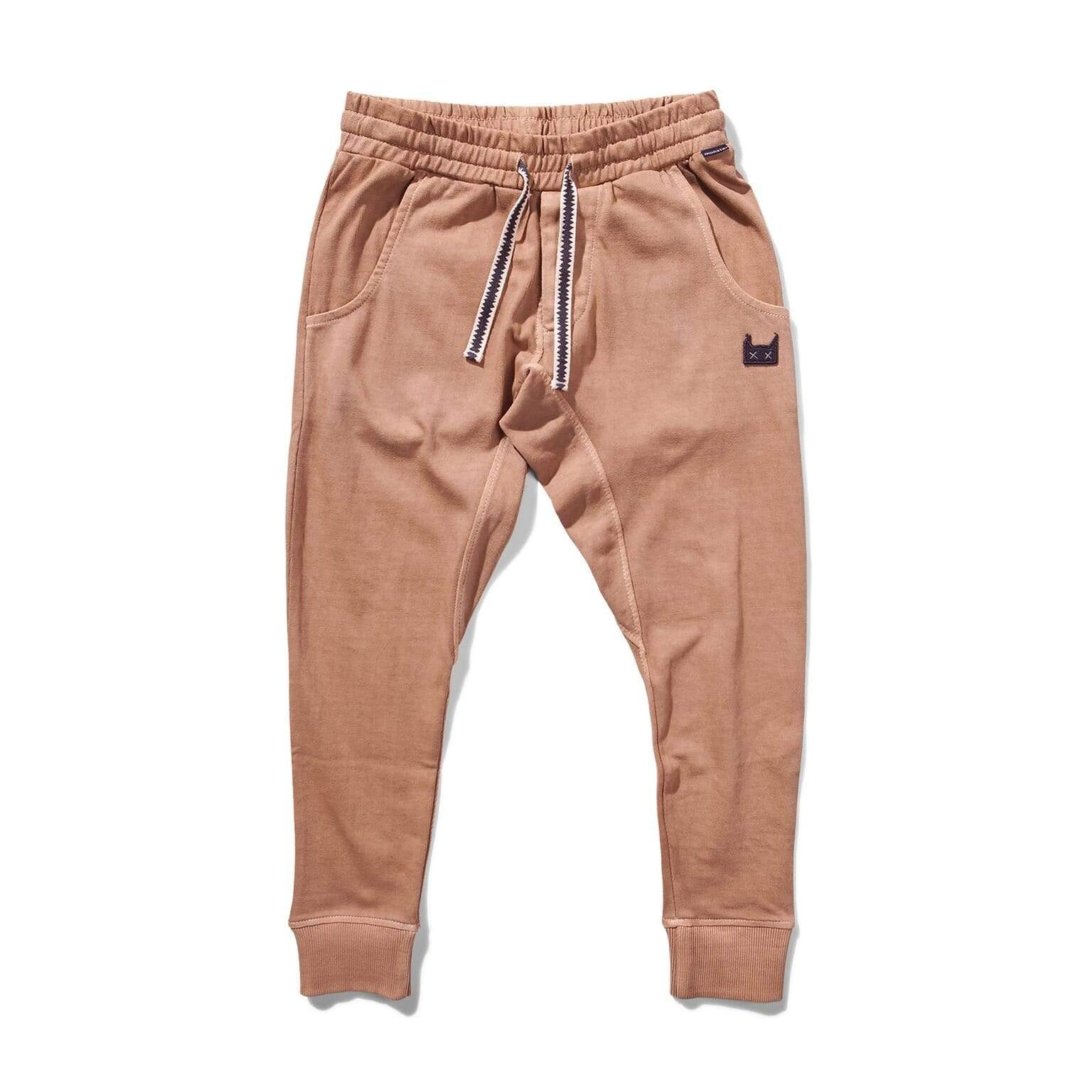 Munster Track Pants Daynight Trackpant - Pigment Rust