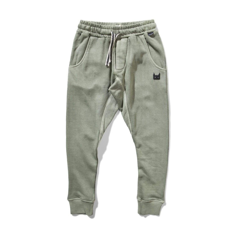 Munster Track Pants Daynight Trackpant - Pigment Sage