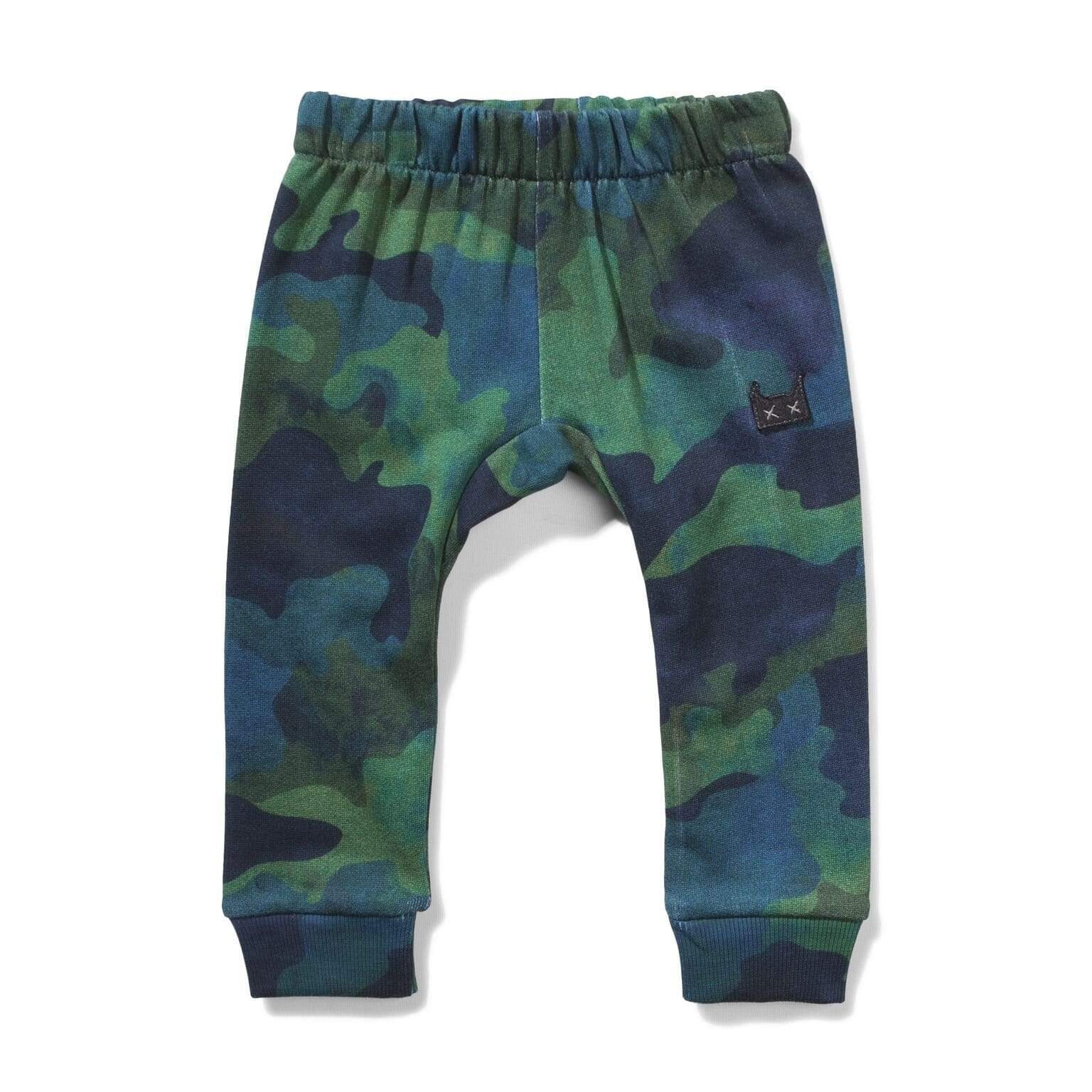 Munster Track Pants Guise Tracky - Camo