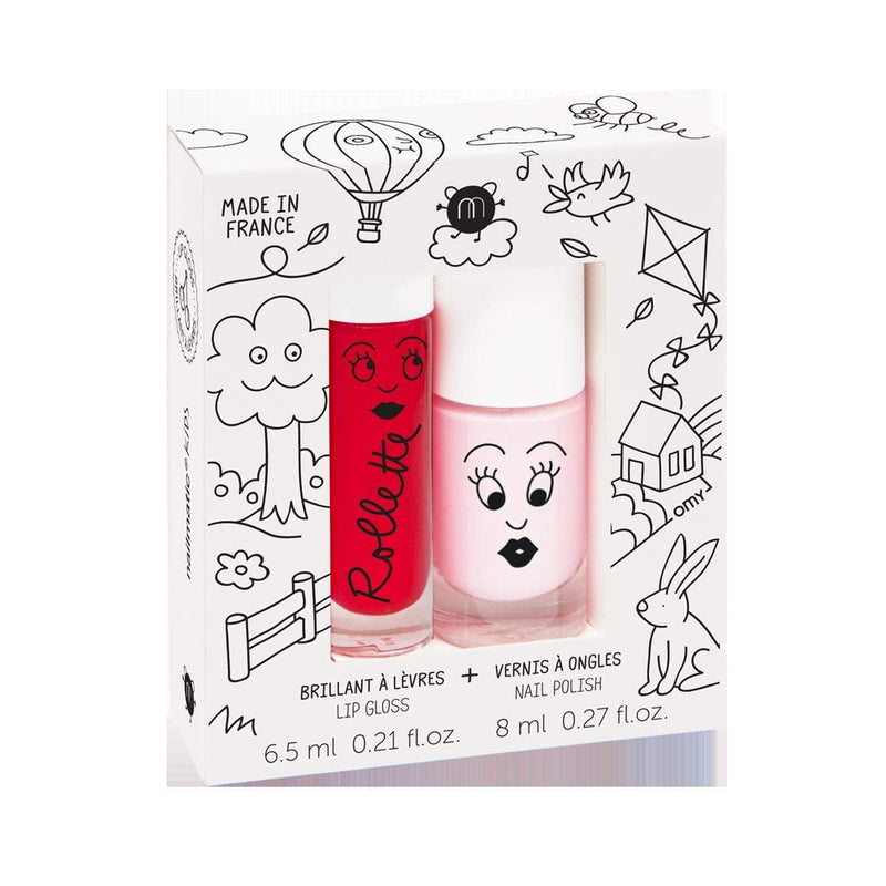 Nailmatic LipGloss Nail Polish Gift