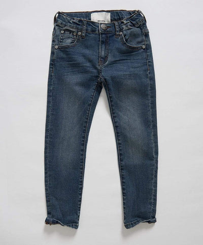 One Teaspoon Jeans 4-5Y Oneteaspoon Freebirds II Skinny Jean - Superstar Blue