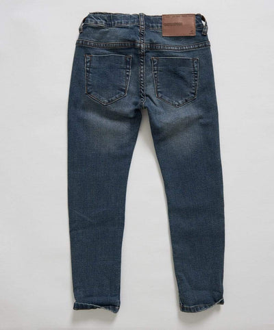 One Teaspoon Jeans Oneteaspoon Freebirds II Skinny Jean - Superstar Blue