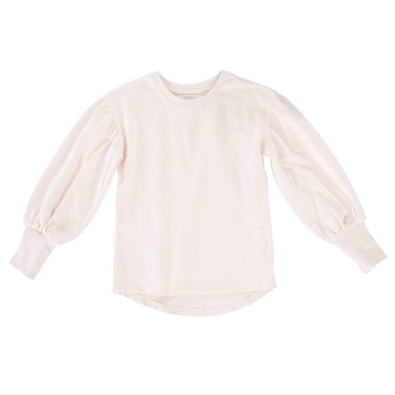 Peggy Jumpers Harlow Crew - Soft Pink