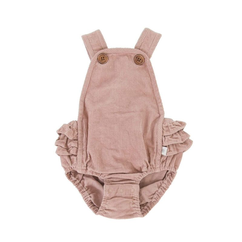 Jane Playsuit - Pink Cord