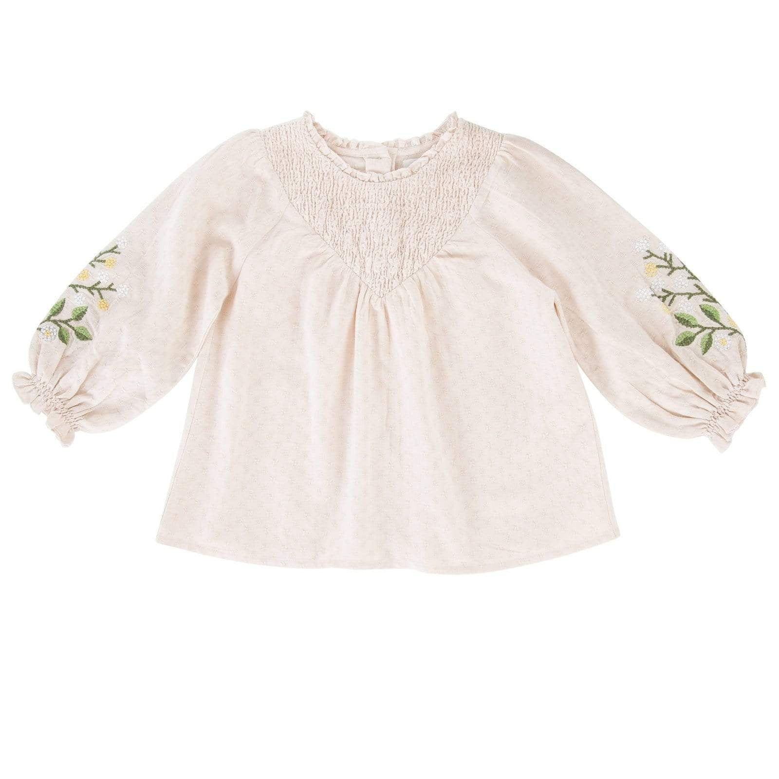 Peggy Tops Etta Shirt - Doby Soft Pink