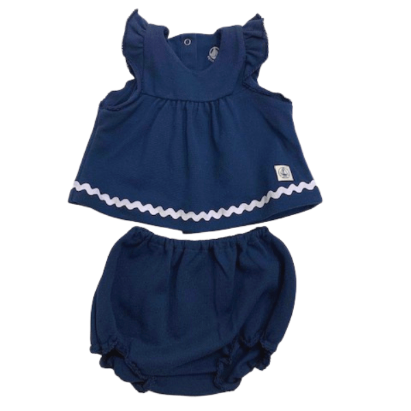 2 Piece - Ensemble Navy