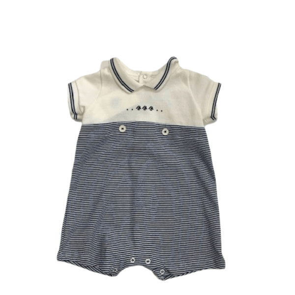 Petit Bateau Rompers Combination - Short Sails