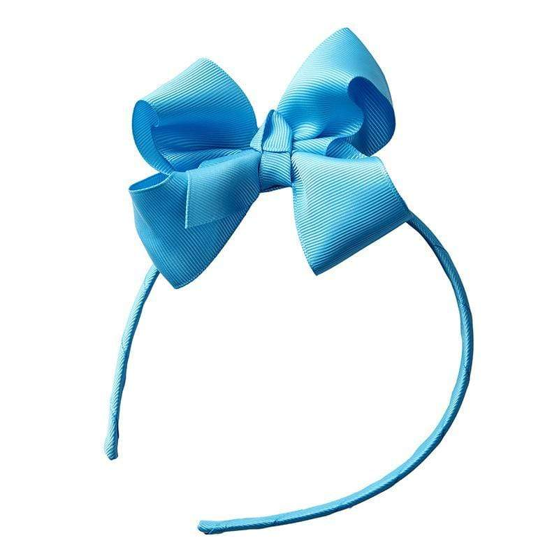 Pixies Bows Headband - River