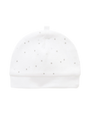 Pure Baby Beanies OS Premature Hat Pale Grey Spot