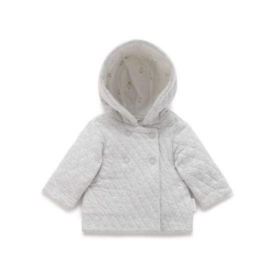 Pure Baby Quilted Jacket