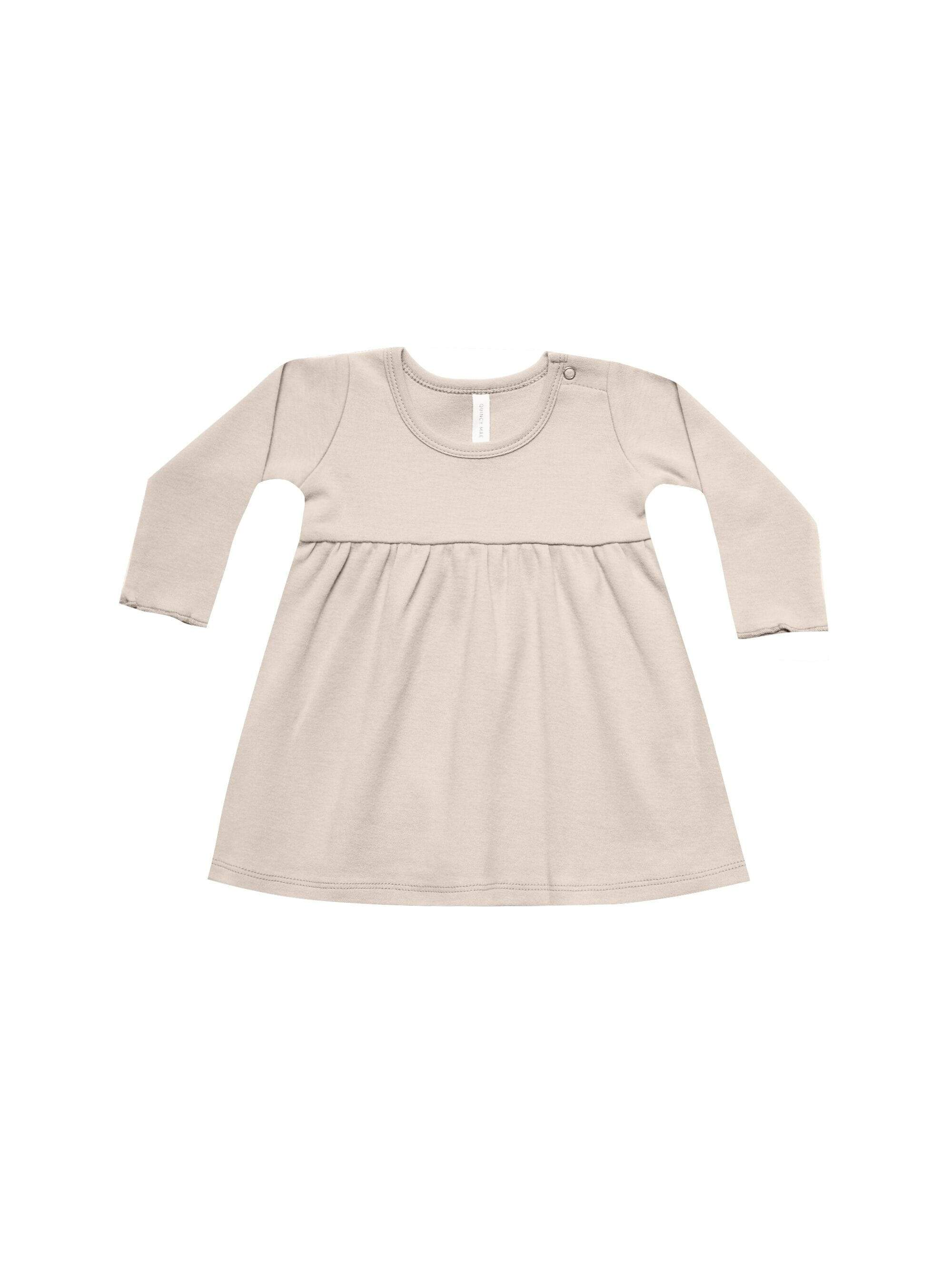 Quincy Mae Dresses 12-18 / Rose Quincy Mae Baby Dress