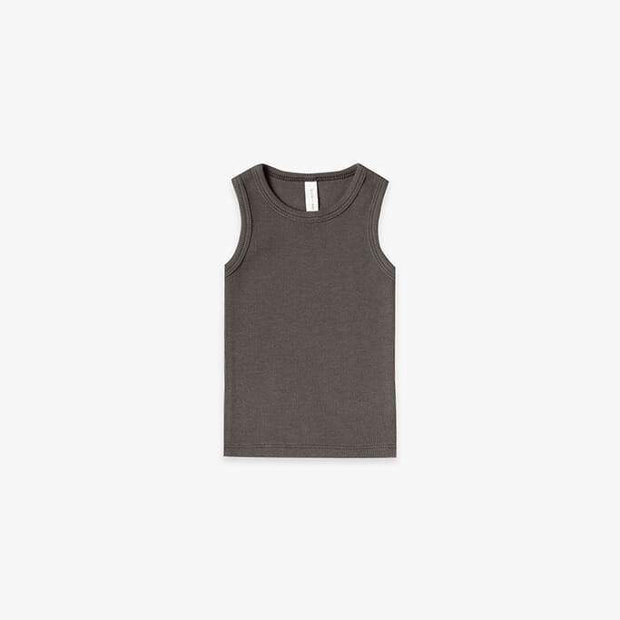 Quincy Mae Ribbed Baby Tank