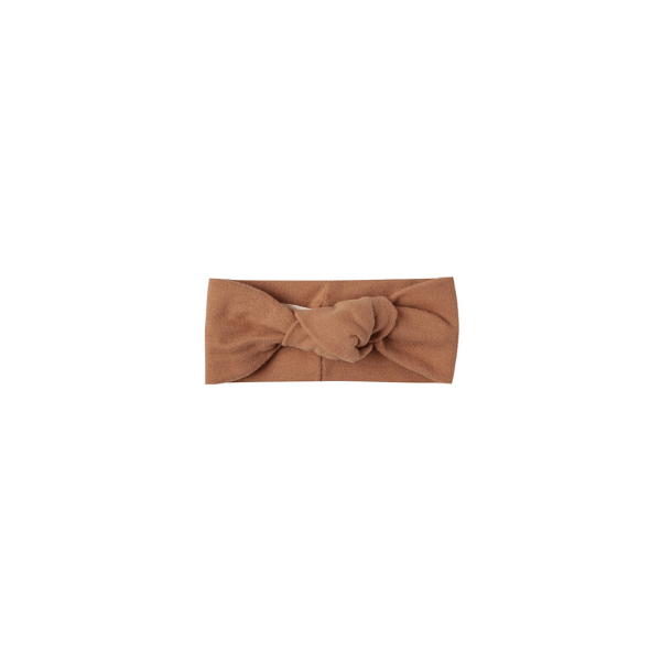 Quincy Mae Turbans 0-12 Baby Turban - Rust