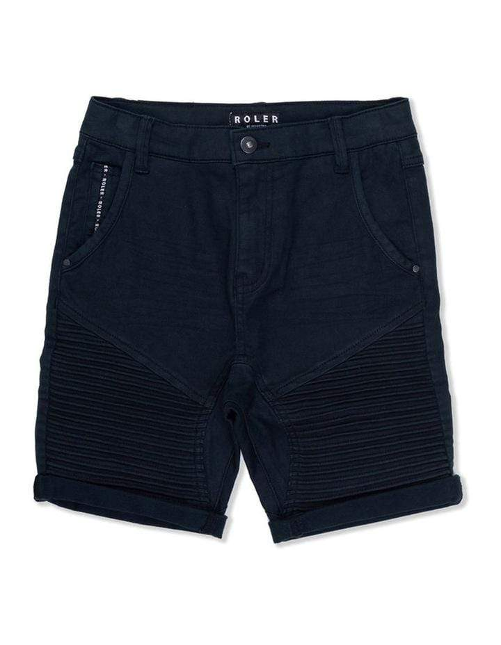 Roler by Industrie Shorts 8 Biker Short Raw
