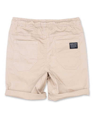 Roler by Industrie Shorts Roler Street Short Stone
