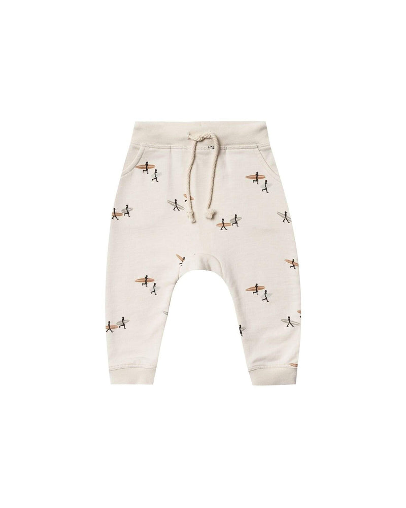 Rylee & Cru Pants Surfer Sweatpants - Natural