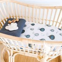 Snuggle Hunny Bassinet Sheet