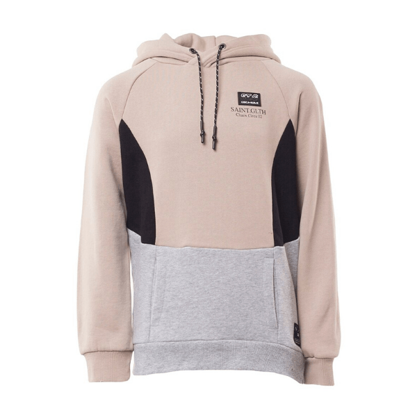 St Goliath Jumpers District Hoody - Tan