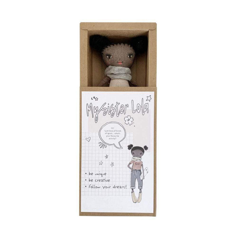 These Little Treasures Toys Miss Sporty - Box