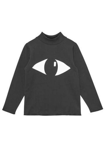 WAWA T Shirt 2-3Y R Sweatshirt - Black