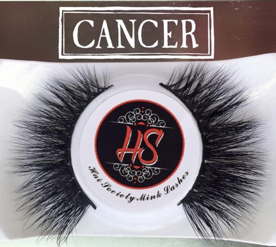 HAI SOCIETY LUXURY LASHES - CANCER