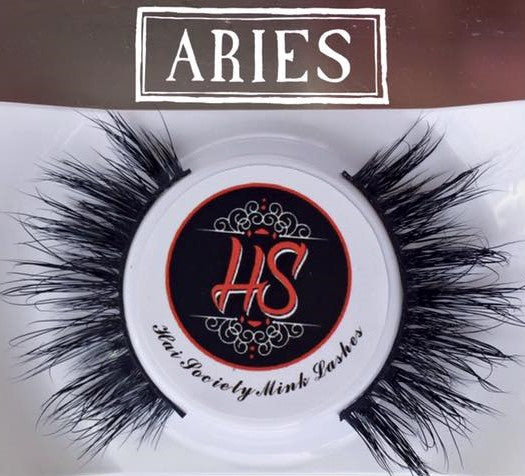 HAI SOCIETY LUXURY LASHES - ARIES