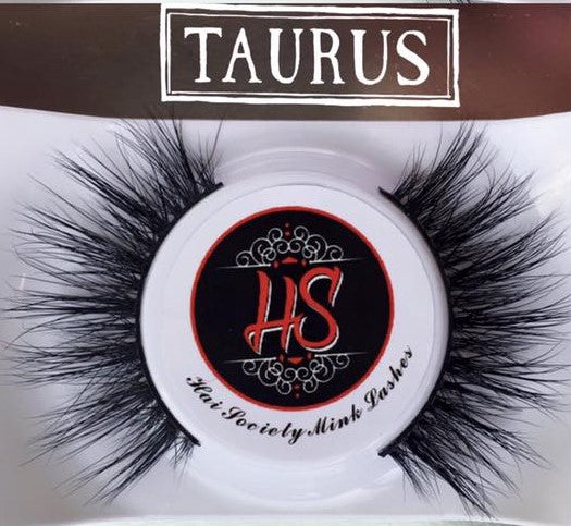 HAI SOCIETY LUXURY LASHES - TAURUS