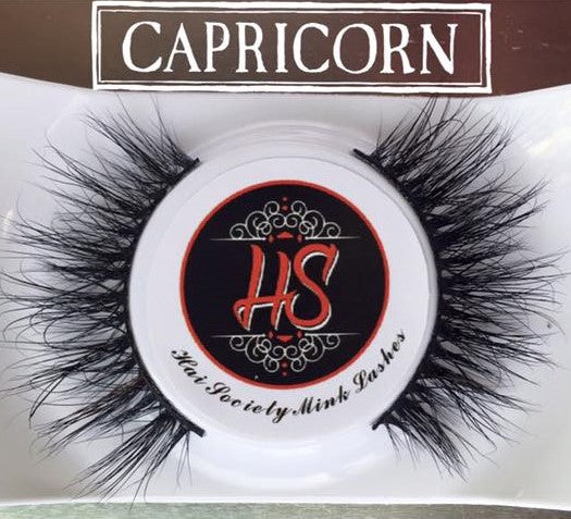 HAI SOCIETY LUXURY LASHES - CAPRICORN