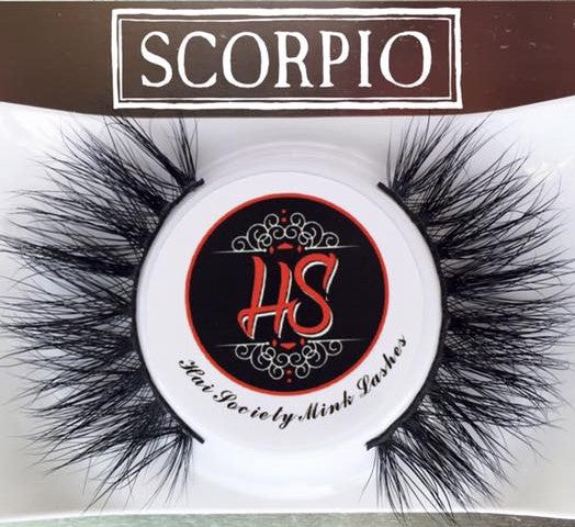 HAI SOCIETY LUXURY LASHES - SCORPIO