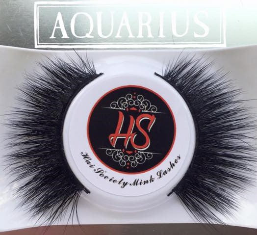 HAI SOCIETY LUXURY LASHES - AQUARIUS