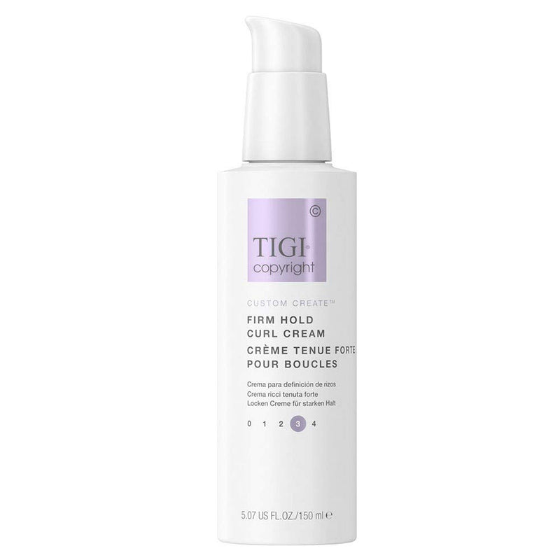 TIGI FIRM HOLD CURL CREAM