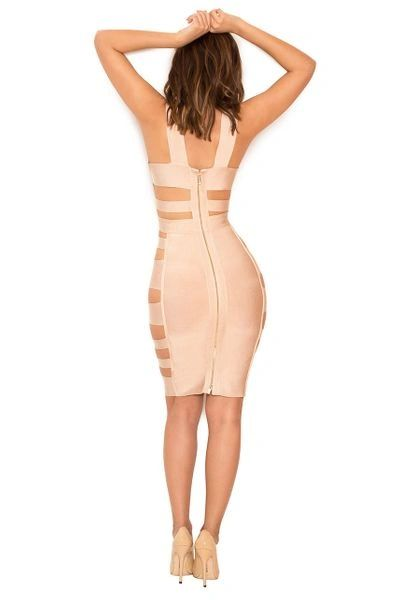 """CASSANDRA"" BANDAGE DRESS"