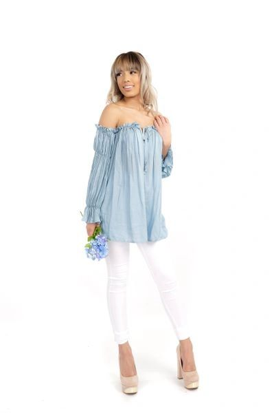 """FAIREST MAIDEN"" TOP"