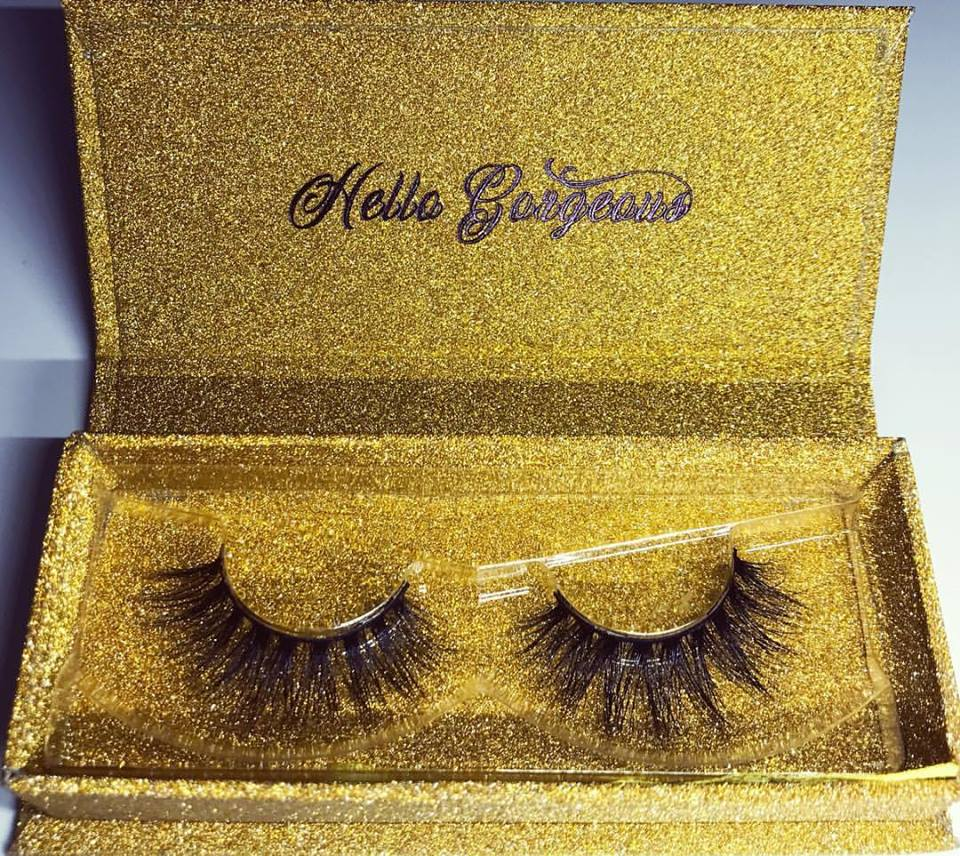 HAI SOCIETY LUXURY LASHES - GATSBY